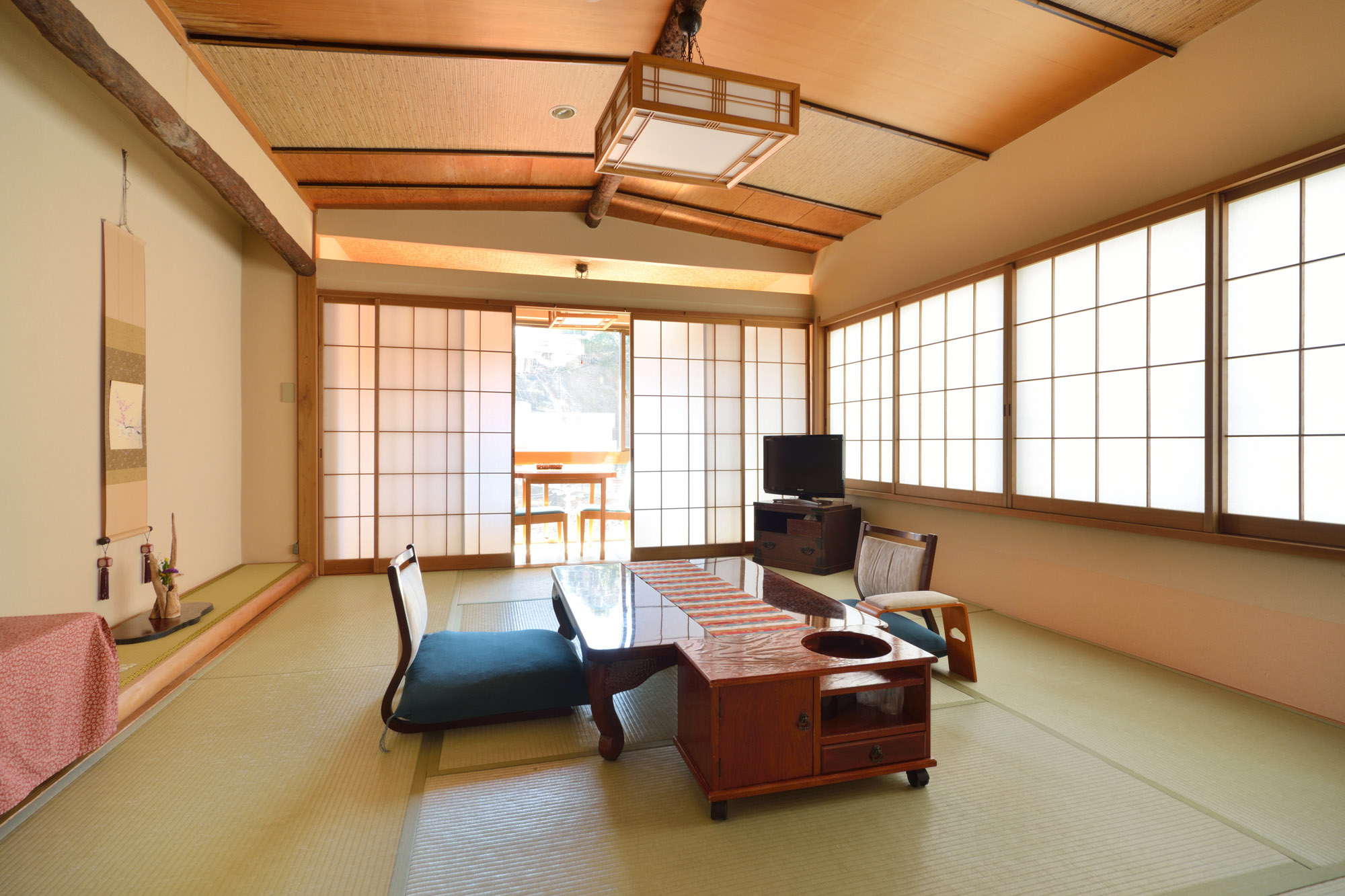 Japanese Style Room(Half Board)